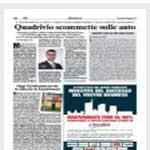 Milano Finanza - Quadrivio scommette sulle auto